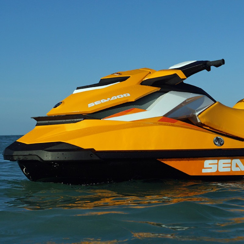 "Seadoo 155 GTI ""1h"""